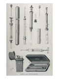 The Tools of the Morphine Addict's Trade Giclee Print