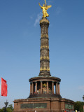 Victory Column (Siegessaule), Berlin, Germany Photographic Print