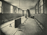 Whitechapel Workhouse, Casual Ward Dormitory Photographic Print by Peter Higginbotham