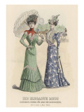 Two Elegant Women 1900 Giclee Print by Philip Talmage