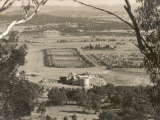 A View from Mount Ainslie, Canberra, Act, Australia 1930s Photographic Print