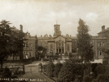 Withington Hospital, Manchester Photographic Print by Peter Higginbotham