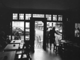 The Interior of a Cafe in Pleneuf, France Photographic Print by Vanessa Wagstaff