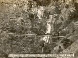 Train Crossing Stoney Creek on the Cairns Railway, Queensland, Australia Photographic Print