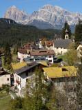 View Near San Vito Di Cadore, Trento, Italy Photographic Print