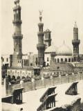Al-Azhar University and Mosque, Cairo, Egypt Papier Photo