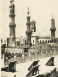 Al-Azhar University and Mosque, Cairo, Egypt Photographic Print