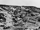 V Beach with Artillery at Gallipoli During World War I Photographic Print by Robert Hunt