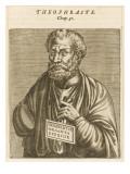 Theophrastus, Giclee Print