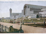 The Crystal Palace and Grounds, Looking from the South East Photographic Print