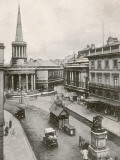 All Souls Church and Queen's Hall, Langham Place, London, England Photographic Print