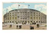 Yankee Stadium Giclee Print