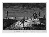Werewolf Giclee Print