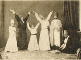 Whirling Dervishes - Young and Old Photographic Print