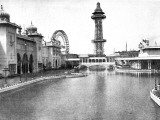 The Lake at the Earl's Court Exhibition, 1898 Photographic Print