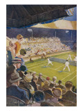 The Tennis Championships at Wimbledon Giclee Print