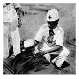 The Red Cross in Ethiopia Giclee Print