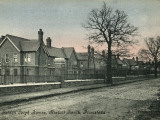Woolwich Union Golden Leigh Homes, Plumstead Photographic Print by Peter Higginbotham