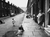 Street Scene - Manchester 1966 Photographic Print by Shirley Baker