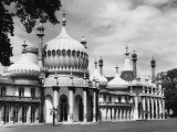 The Exterior of the Royal Pavilion at Brighton Photographic Print