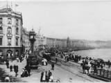 The Promenade, Douglas, Isle of Man Photographic Print