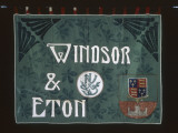 Windsor and Eton Banner Photographic Print by Women's Library