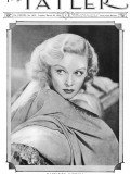 Tatler Front-Cover: Madeleine Carroll Photographic Print