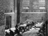 Workhouse Dining Hall, Oliver Twist Film, 1948 Photographic Print by Peter Higginbotham