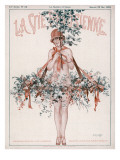 The Prettiest Flower in the Bouquet Is the Naked Lady in the Middle of It Giclee Print