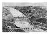 West End of London, 1859 Lámina giclée
