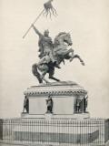 William I the Conqueror the Statue of William the Conqueror at Falaise Photographic Print