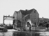 Tewkesbury Watermill Photographic Print