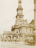 Town Hall Corner, Sydney, New South Wales, Australia Photographic Print