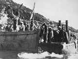 The Landing at Anzac at Gallipoli During World War I Photographic Print by Robert Hunt