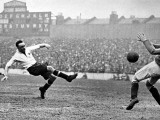 Tottenham Hotspur Vs. West Bromwich Albion, 1931 Papier Photo