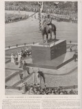 Statue of Alexander III Photographic Print