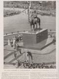 Statue of Alexander III Photographic Print