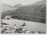 The Palace Hotel, St. Moritz Photographie