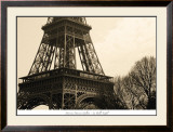 La Belle Eiffel Posters by Marina Drasnin Gilboa
