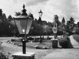 Victorian Street Lamps Photographic Print