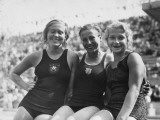 1936 Berlin Olympics Photographic Print by Robert Hunt
