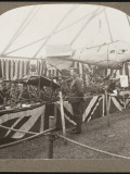 An Observation Car from a Zeppelin Brought Down by British Airmen at Cuffley in Essex Photographic Print
