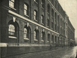 Whitechapel Workhouse Infirmary, East London Photographic Print by Peter Higginbotham