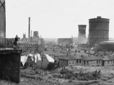 View over Stockport Photographic Print by Shirley Baker
