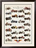 Harley Davidson Legend Print