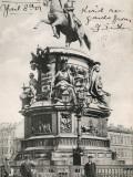 Nicholas I Monument, St Petersburg, Russia Photographic Print
