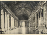 Interior of the Palace of Versailles: Hall of Mirrors Photographic Print