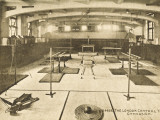 London Central YMCA Gymnasium Photographic Print