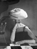 Hat from Liberty, 1956 Photographic Print