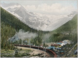 Canadian Pacific Railway Photographic Print